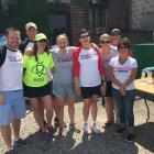 Rally To The Alley with Beth Bugner - chair of the Medina Half Marathon