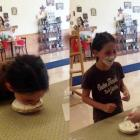Mama Jo's Pie Eating challenge
